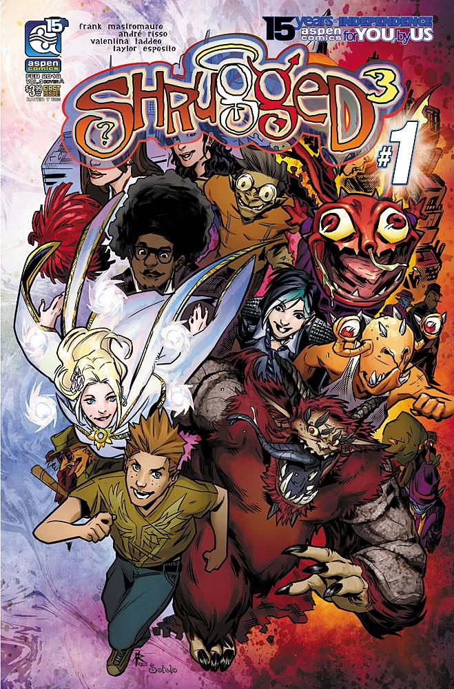 Shrugged-v3-01a-Risso_1 ComicList Previews: SHRUGGED VOLUME 3 #1