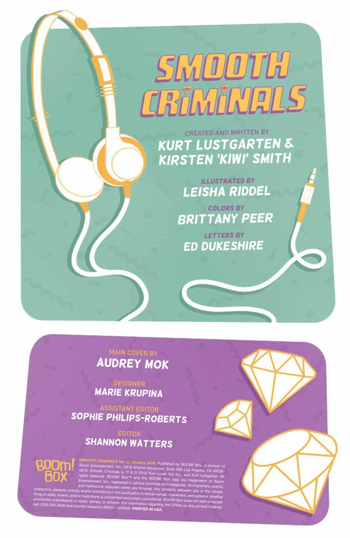 SmoothCriminals_003_PRESS_2 ComicList Previews: SMOOTH CRIMINALS #3