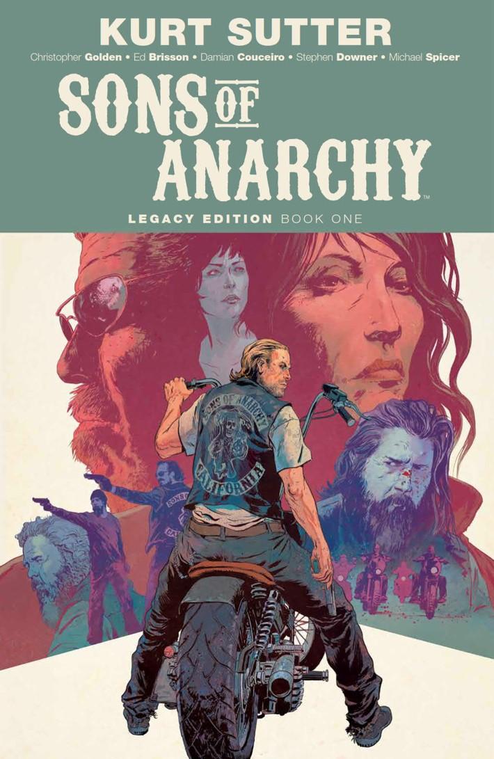 SonsOfAnarchy_Legacy_v1_SC_PRESS_1 ComicList Previews: SONS OF ANARCHY LEGACY EDITION VOLUME 1 TP
