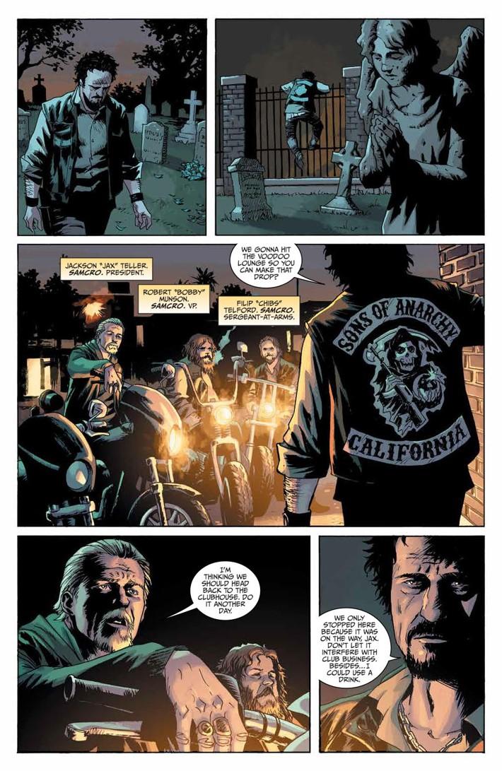 SonsOfAnarchy_Legacy_v1_SC_PRESS_13 ComicList Previews: SONS OF ANARCHY LEGACY EDITION VOLUME 1 TP