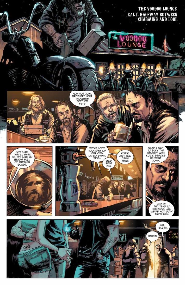 SonsOfAnarchy_Legacy_v1_SC_PRESS_17 ComicList Previews: SONS OF ANARCHY LEGACY EDITION VOLUME 1 TP