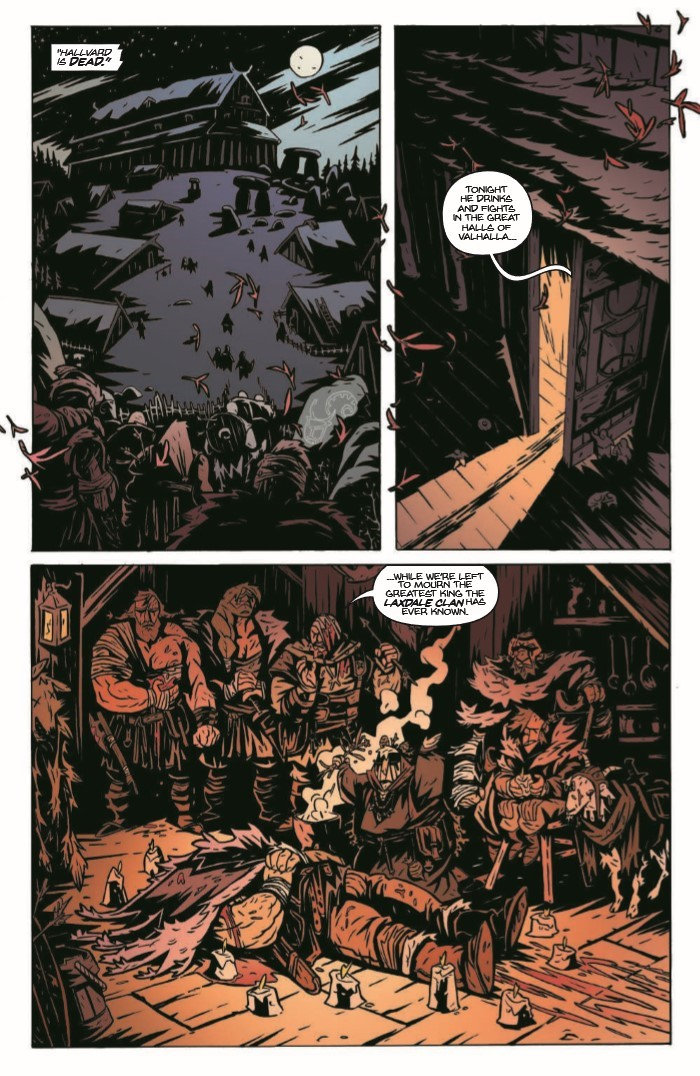 SpiderKing_01-pr-3 ComicList Previews: THE SPIDER KING #1