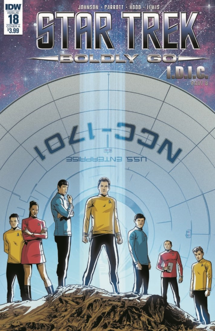 StarTrek_BoldlyGo_18-pr-1 ComicList Previews: STAR TREK BOLDLY GO #18