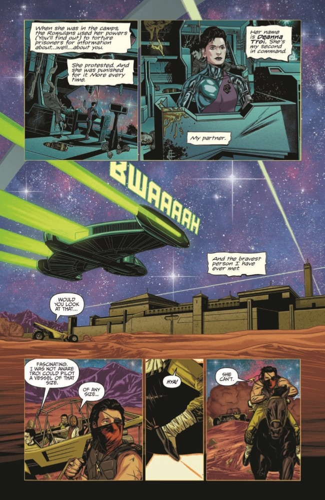 StarTrek_Deviations_2017-pr-7 ComicList Preview: STAR TREK DEVIATIONS #1