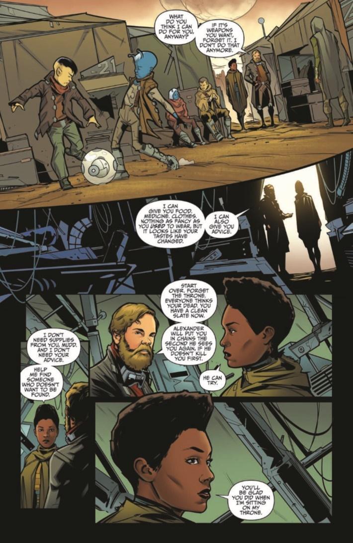 StarTrek_DiscoverySuccession_02-pr-7 ComicList Previews: STAR TREK DISCOVERY SUCCESSION #2