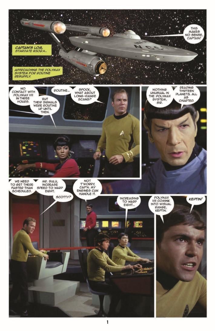 StarTrek_New_Visions_Vol08-pr-2 ComicList Previews: STAR TREK NEW VISIONS VOLUME 8 TP