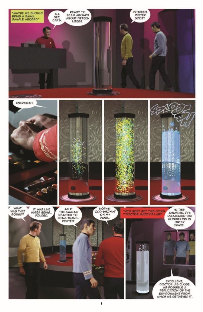 StarTrek_New_Visions_Vol08-pr-7 ComicList Previews: STAR TREK NEW VISIONS VOLUME 8 TP