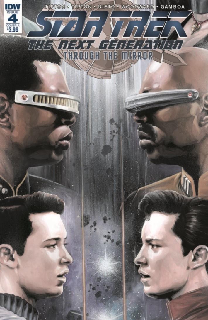 StarTrek_ThroughTheMirror_04-pr-1 ComicList Previews: STAR TREK THE NEXT GENERATION THROUGH THE MIRROR #4