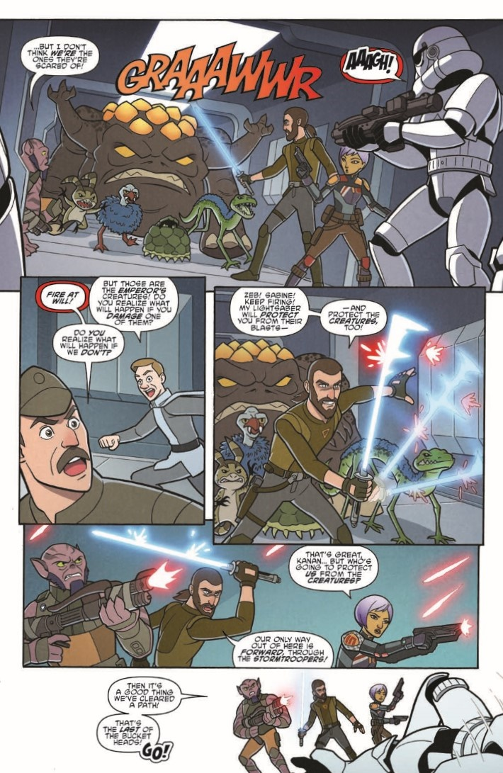 StarWarsAdv_08-pr-7 ComicList Previews: STAR WARS ADVENTURES #8