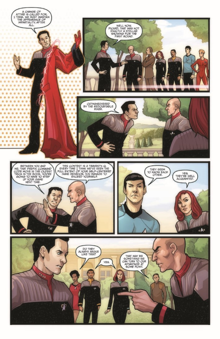 Star_Trek_Q-Conflict_03-pr-5 ComicList Previews: STAR TREK THE Q CONFLICT #3
