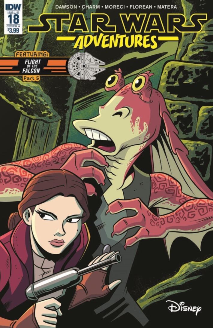 Star_Wars_Adventures_18-pr-1 ComicList Previews: STAR WARS ADVENTURES #18
