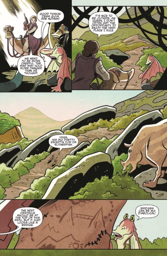 Star_Wars_Adventures_18-pr-7 ComicList Previews: STAR WARS ADVENTURES #18