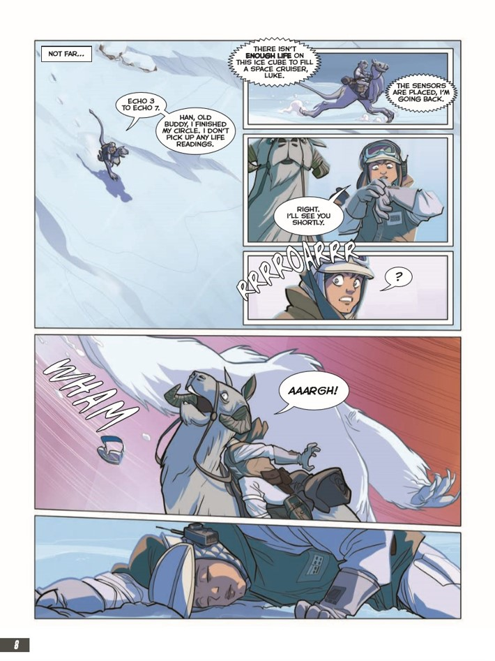 Star_wars_Empire_Strikes_Back_Graphic_Novel-pr-4 ComicList Previews: STAR WARS THE EMPIRE THE STRIKES BACK GN