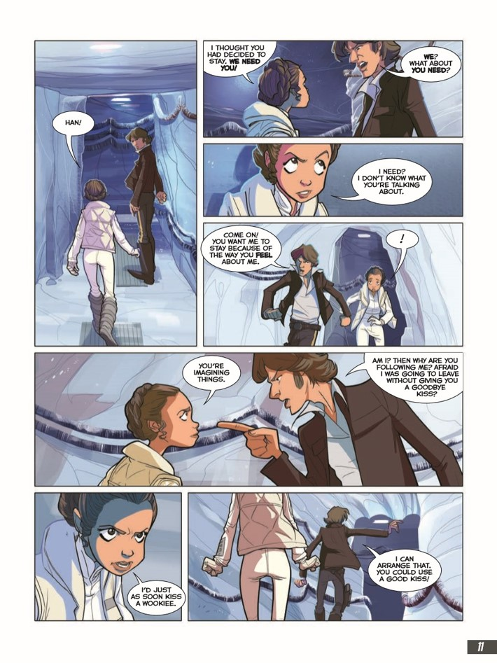 Star_wars_Empire_Strikes_Back_Graphic_Novel-pr-7 ComicList Previews: STAR WARS THE EMPIRE THE STRIKES BACK GN