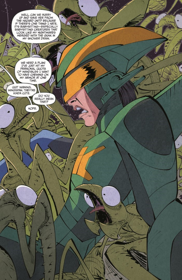 StretchArmstrong_02-pr-5 ComicList Previews: STRETCH ARMSTRONG AND THE FLEX FIGHTERS #2