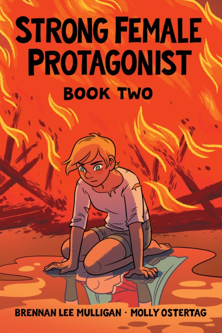 StrongFemaleProtagonist_BookTwo-pr-1 ComicList Previews: STRONG FEMALE PROTAGONIST VOLUME 2 GN