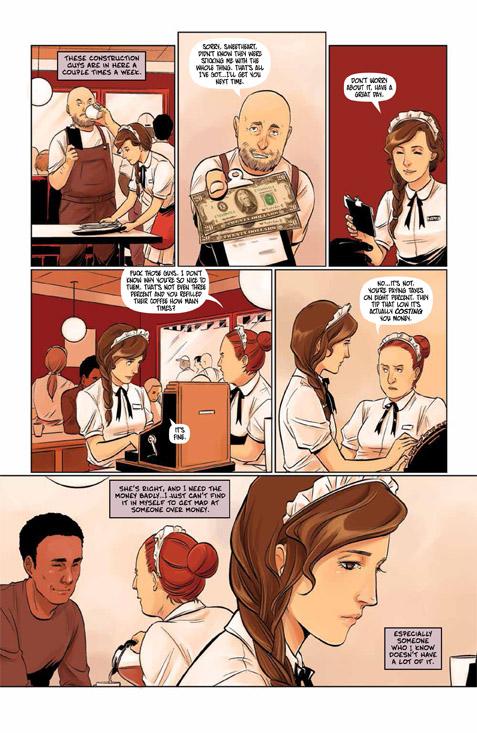 Sugar-TPv1_REVIEW-4_sm ComicList Previews: SUGAR VOLUME 1 GN