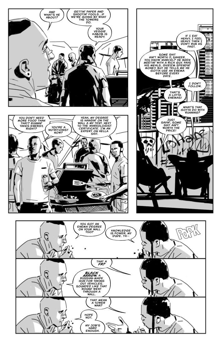 SurvivalFetish-02-06 ComicList Previews: SURVIVAL FETISH #2