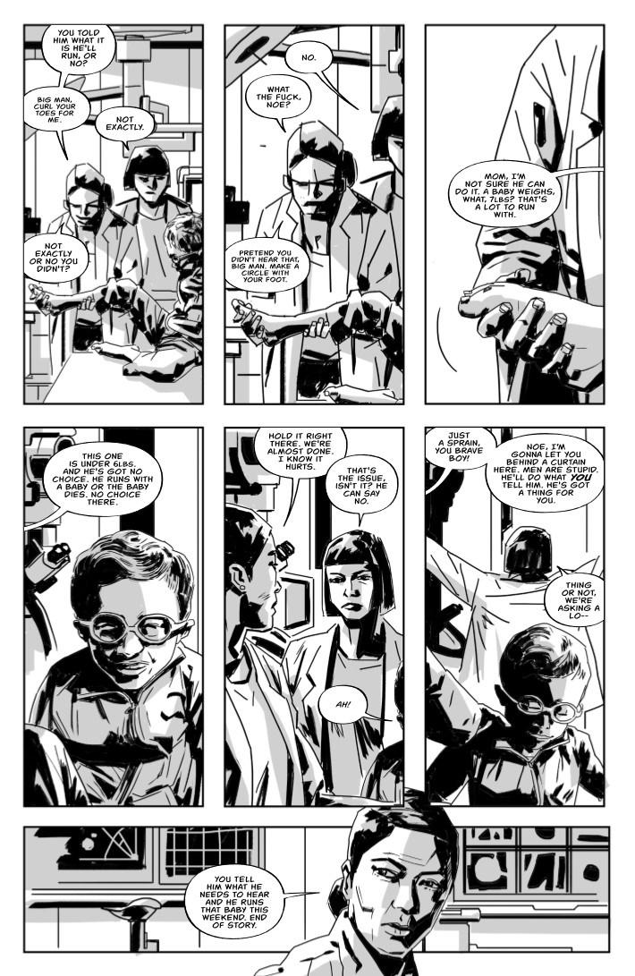 SurvivalFetish-02-07 ComicList Previews: SURVIVAL FETISH #2