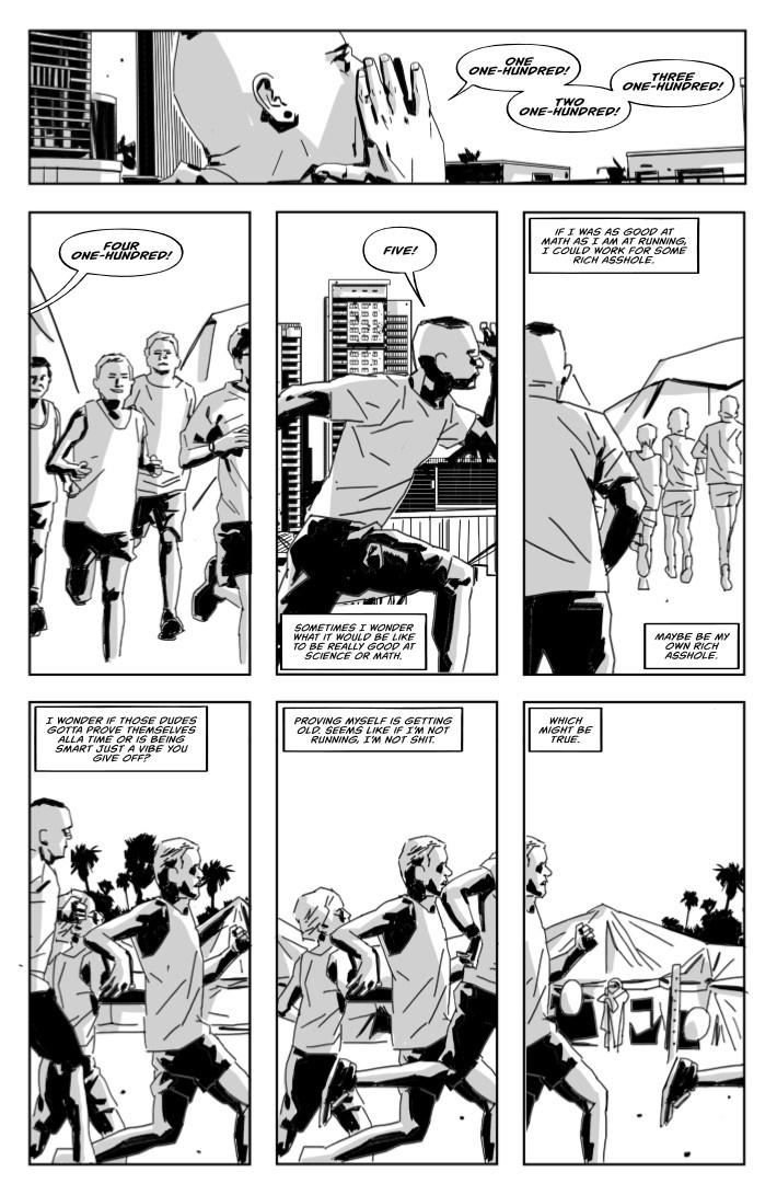 SurvivalFetish-02-08 ComicList Previews: SURVIVAL FETISH #2