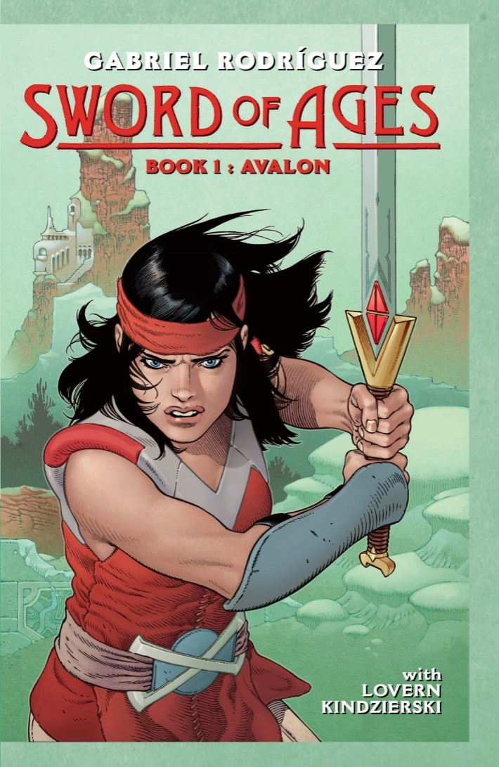 Sword_Of_Ages_HC-pr-1 ComicList: IDW Publishing New Releases for 01/30/2019