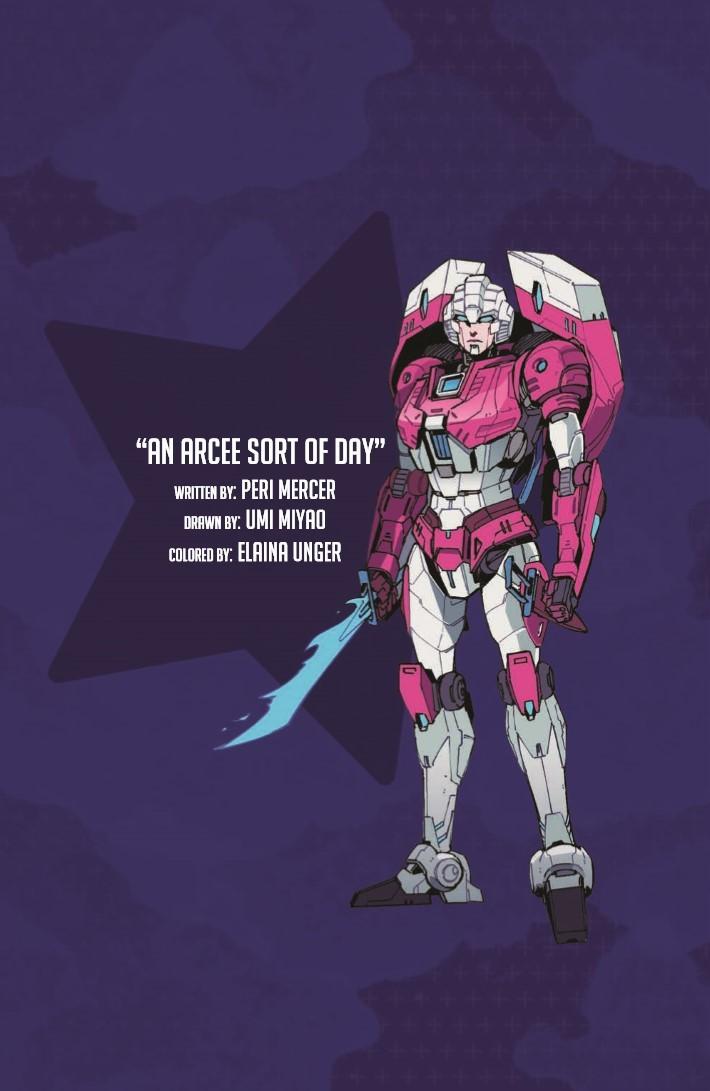 Synergy_Hasbro_Creators_Showcase-pr-3 ComicList Previews: SYNERGY A HASBRO CREATORS SHOWCASE #1