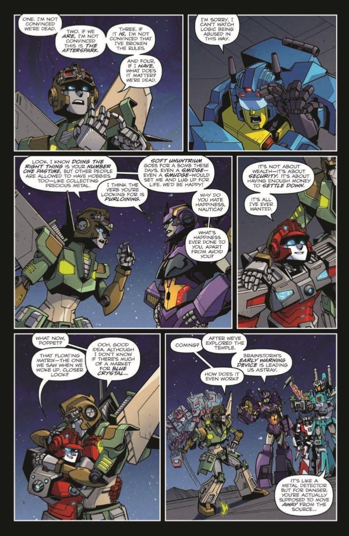 TF_LostLight_17-pr-5 ComicList Previews: TRANSFORMERS LOST LIGHT #17