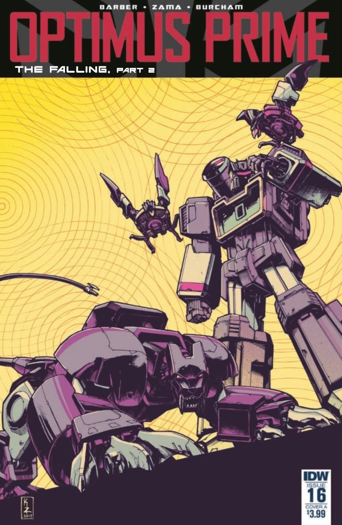 TF_Optimus_16-pr-1 ComicList Previews: OPTIMUS PRIME #16