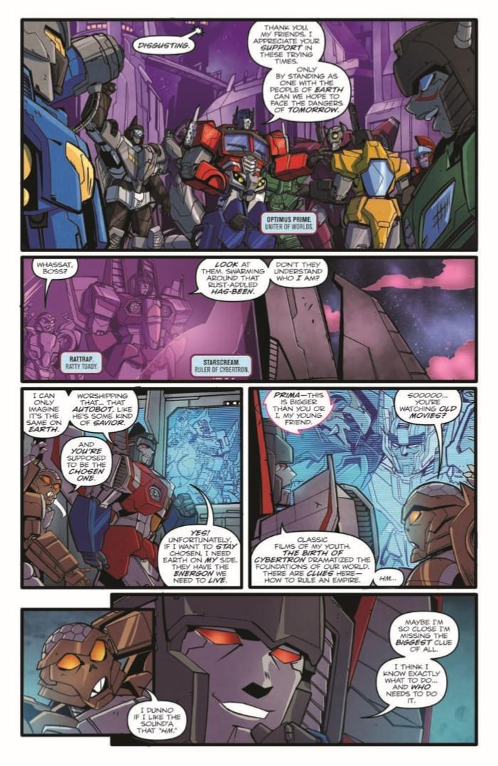 TF_Optimus_Annual_2018-pr-3 ComicList Previews: OPTIMUS PRIME ANNUAL 2018