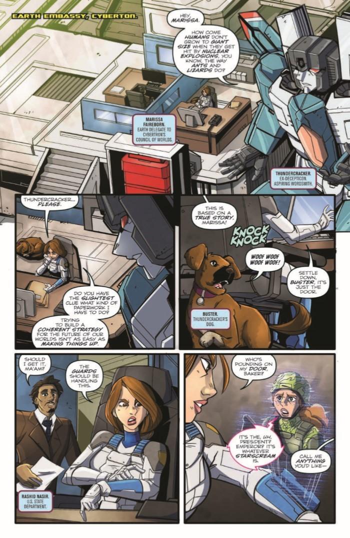 TF_Optimus_Annual_2018-pr-5 ComicList Previews: OPTIMUS PRIME ANNUAL 2018