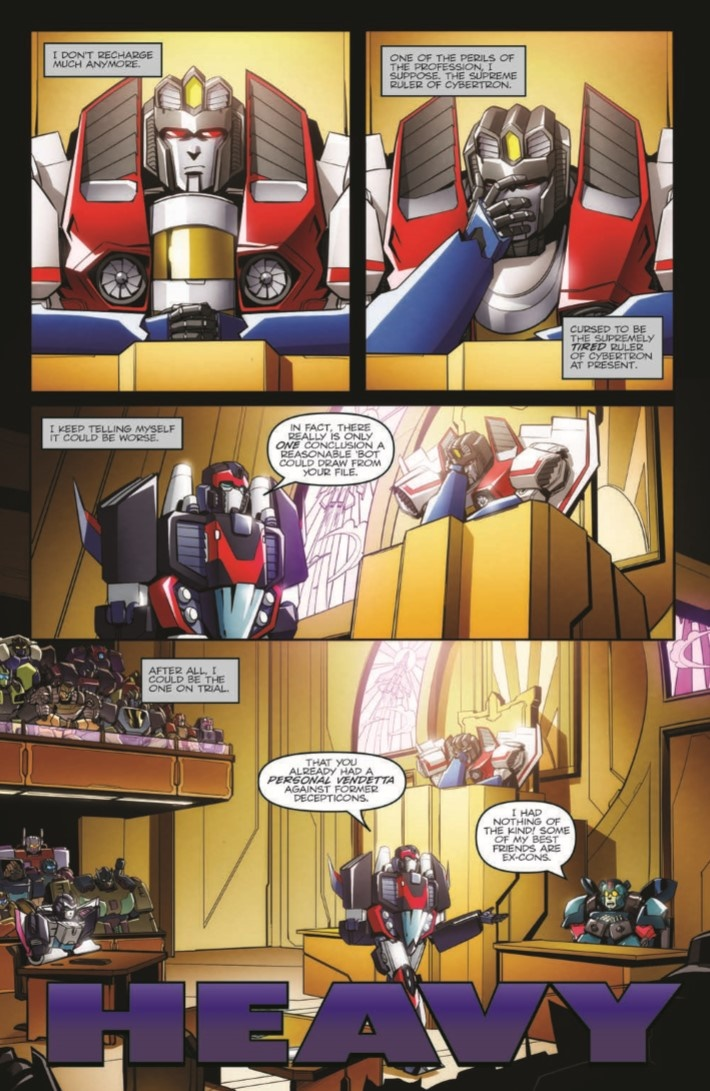 TF_TilAllAreOne_v3-pr-4 ComicList Previews: TRANSFORMERS TILL ALL ARE ONE VOLUME 3 TP