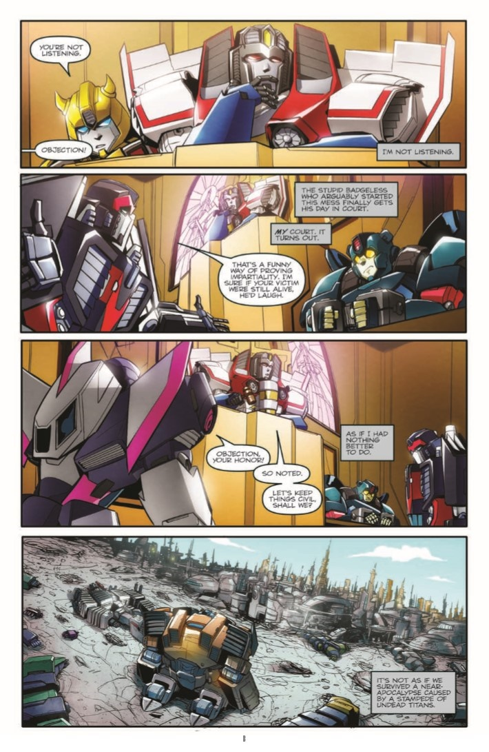 TF_TilAllAreOne_v3-pr-5 ComicList Previews: TRANSFORMERS TILL ALL ARE ONE VOLUME 3 TP