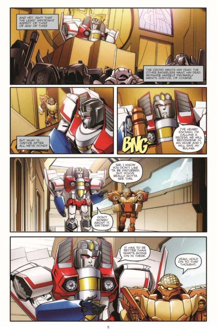 TF_TilAllAreOne_v3-pr-8 ComicList Previews: TRANSFORMERS TILL ALL ARE ONE VOLUME 3 TP