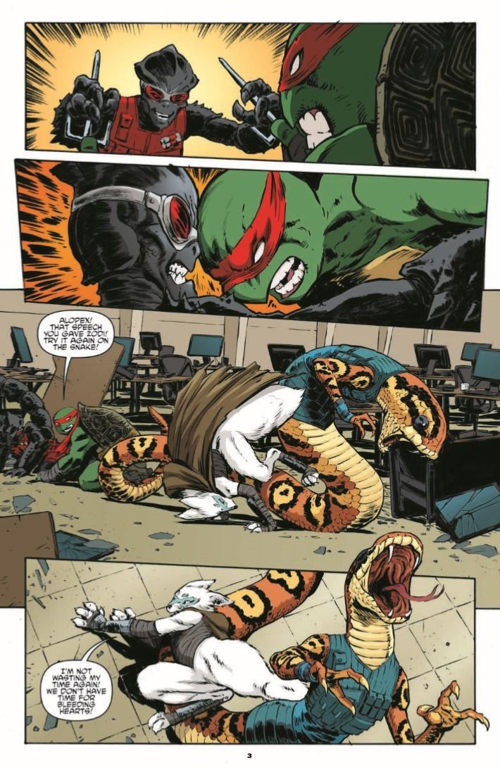 TMNTUniverse_20-pr-5 ComicList Previews: TEENAGE MUTANT NINJA TURTLES UNIVERSE #20