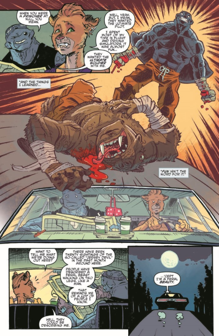 TMNTUniverse_v3-pr-5 ComicList Previews: TEENAGE MUTANT NINJA TURTLES UNIVERSE VOLUME 3 KARAI'S PATH TP