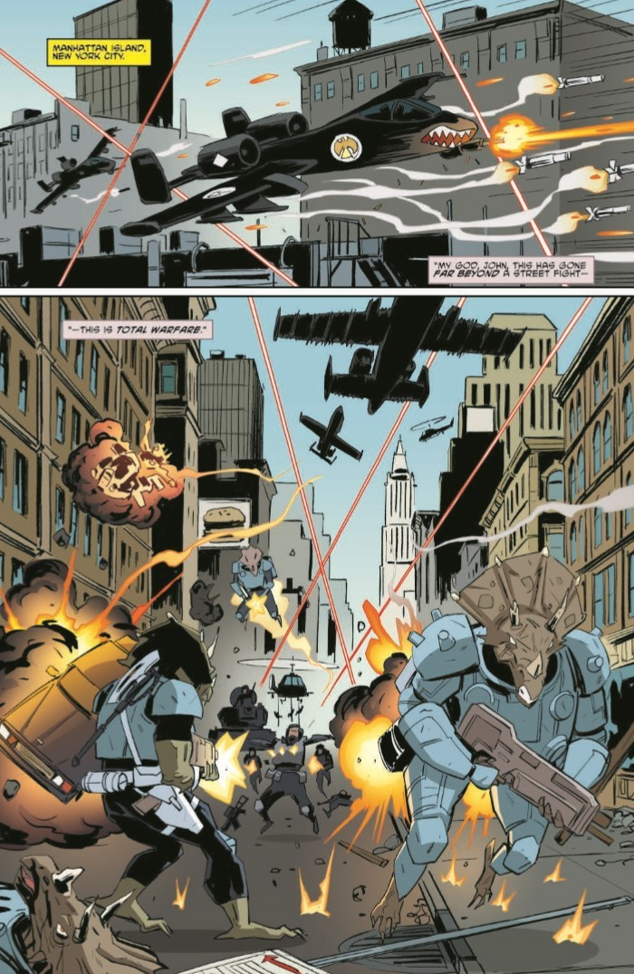 TMNT_79-pr-3 ComicList Previews: TEENAGE MUTANT NINJA TURTLES #79