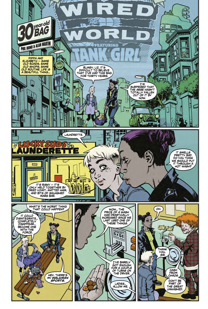 Tank_Girl_All_Stars_collection_pg5 ComicList Previews: TANK GIRL ALL STARS HC