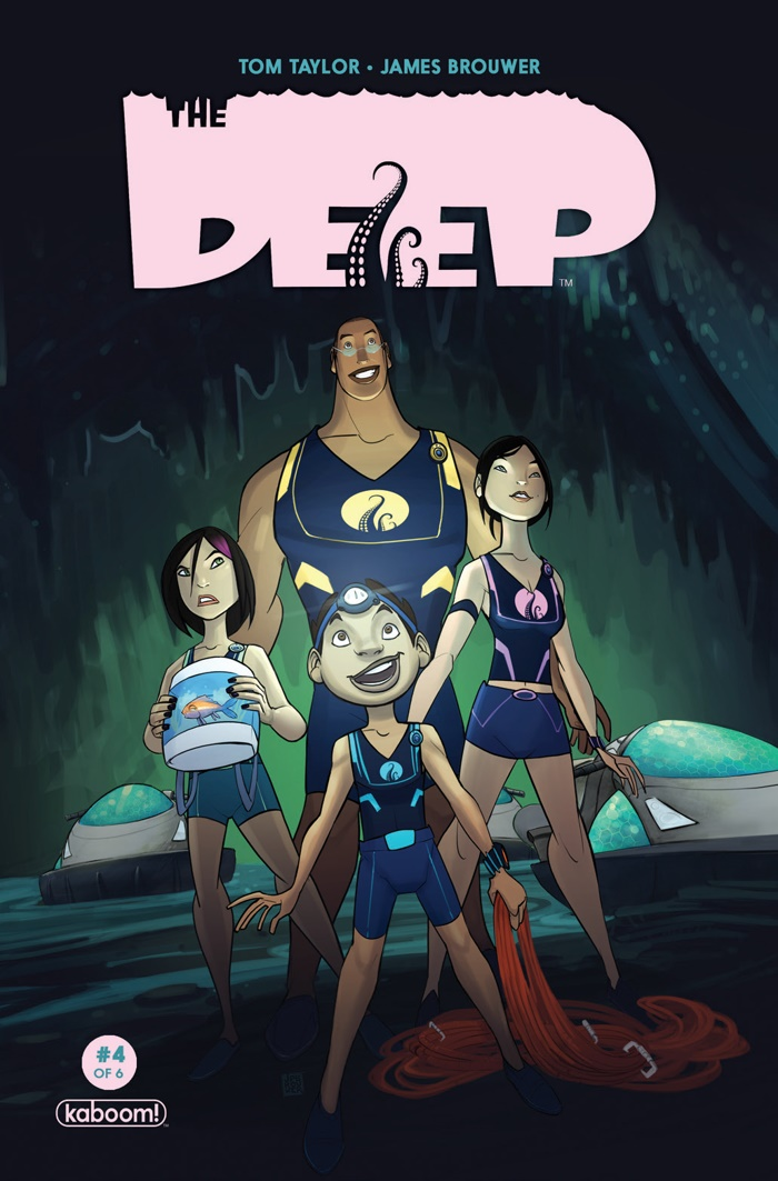 TheDeep_04_PRESS_1 ComicList Preview: THE DEEP #4