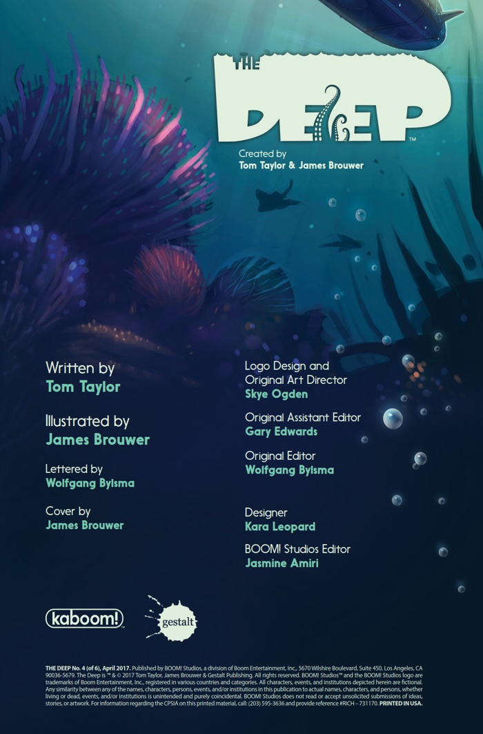 TheDeep_04_PRESS_2 ComicList Preview: THE DEEP #4