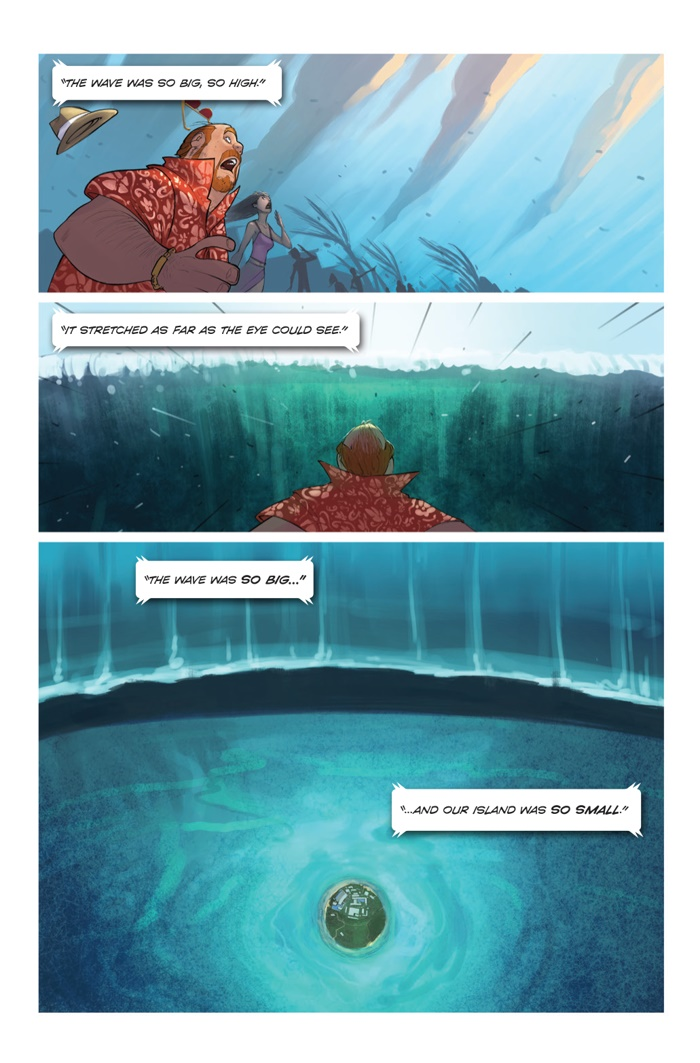 TheDeep_04_PRESS_3 ComicList Preview: THE DEEP #4
