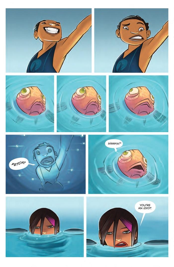 TheDeep_SC_PRESS_14 ComicList Previews: THE DEEP TP