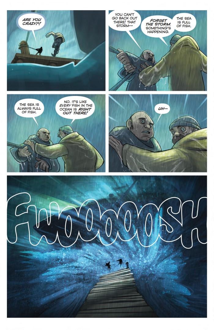 TheDeep_SC_PRESS_8 ComicList Previews: THE DEEP TP