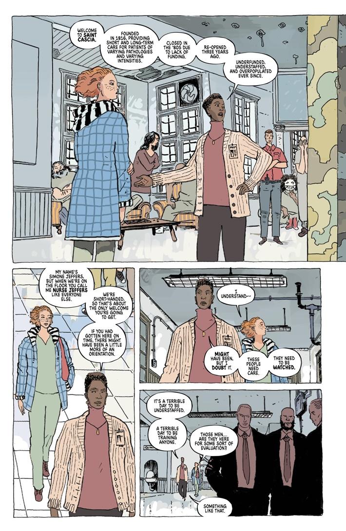 TheUnsound_SC_PRESS_14 ComicList Previews: THE UNSOUND GN