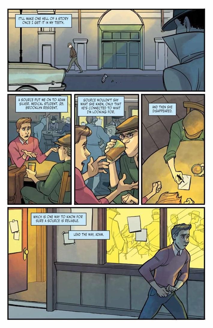 ThrillingAdventureHour_001_PRESS_6 ComicList Previews: THE THRILLING ADVENTURE HOUR #1