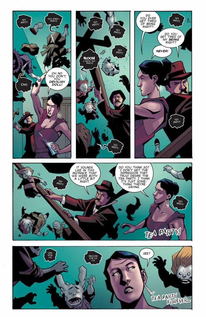 ThrillingAdventureHour_v1_SC_PRESS_27 ComicList Previews: THE THRILLING ADVENTURE HOUR VOLUME 1 A SPIRITED ROMANCE TP