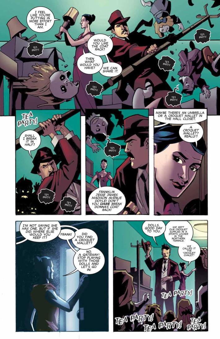 ThrillingAdventureHour_v1_SC_PRESS_28 ComicList Previews: THE THRILLING ADVENTURE HOUR VOLUME 1 A SPIRITED ROMANCE TP