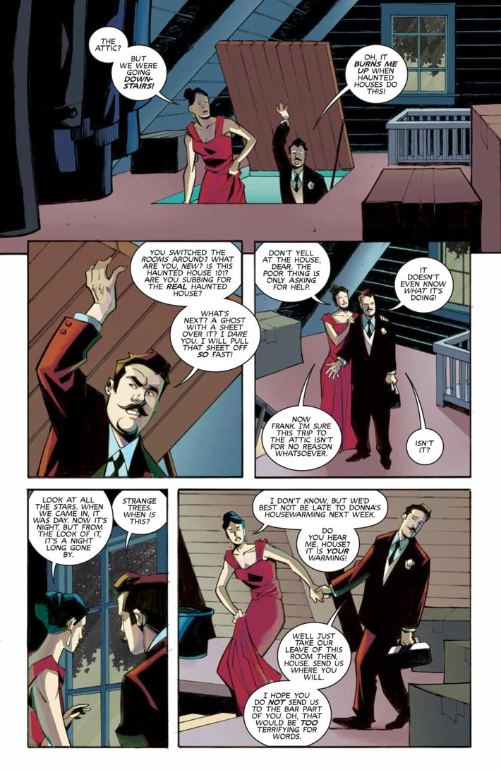 ThrillingAdventureHour_v1_SC_PRESS_29 ComicList Previews: THE THRILLING ADVENTURE HOUR VOLUME 1 A SPIRITED ROMANCE TP