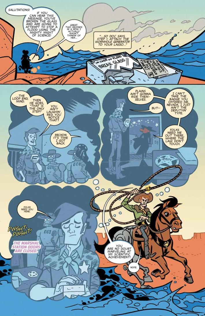 ThrillingAdventureHour_v2_SC_PRESS_13 ComicList Previews: THE THRILLING ADVENTURE HOUR MARTIAN MANHUNT TP