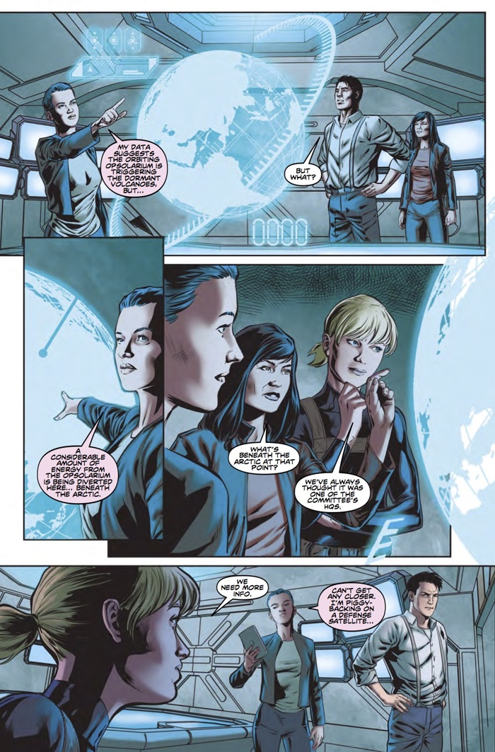 Torchwood_2_3_Pg2 ComicList Preview: TORCHWOOD 2 #3