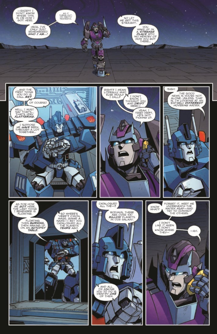 Transformers_LostLight_16-pr-5 ComicList Previews: TRANSFORMERS LOST LIGHT #16